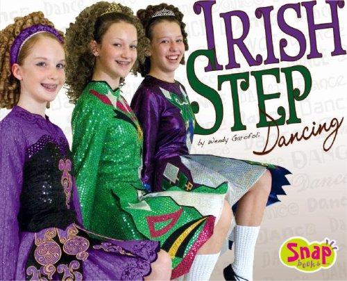 irish step dancing