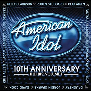 'American Idol 10th Anniversary - The Hits' compilation