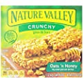 Nature Valley Oats 'n Honey Granola Bar, 8.94 Ounce, (Pack of 6)