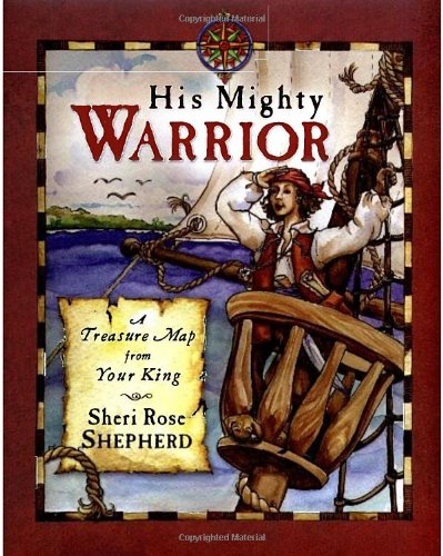 His Mighty Warrior: A Treasure Map from Your King (Faith Food Devotions compare prices)