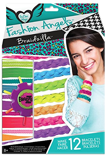 Braidzilla Bracelet Braiding Kit [2014 Edition] - 1