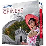 Pimsleur Chinese (Mandarin) Levels 1-4 Unlimited Software: Experience the Method That Changed Language Learning Forever - Learn to Speak, Read, and Understand Mandarin Chinese