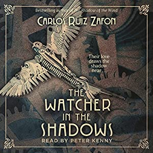 The Watcher in the Shadows Audiobook