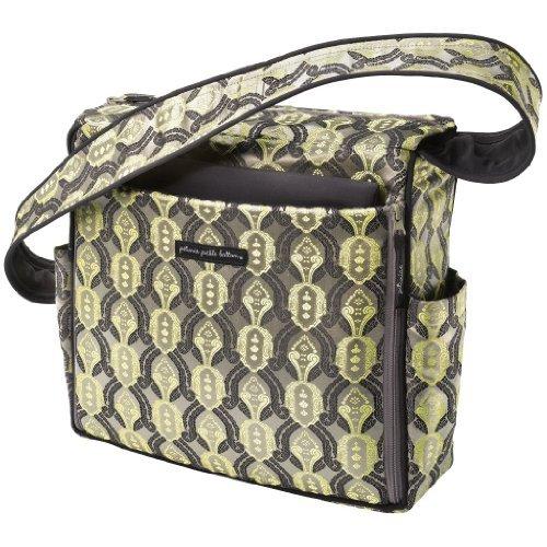 Petunia Pickle Bottom Messenger Bag, Citrine Roll