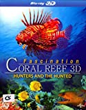 Fascination A Coral Reef 3D Hunters and the Hunted (Blu-ray 3D)