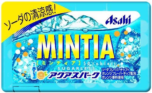 ミンティア アクアスパーク 50粒×10個