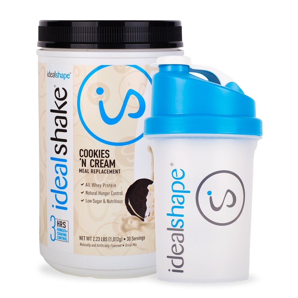 IdealShake, Meal Replacement Shakes, Cookies