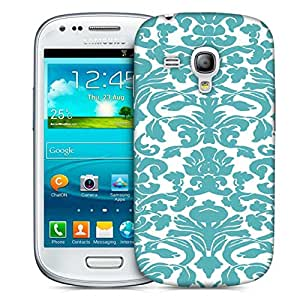 Snoogg Motif Print Designer Protective Back Case Cover For Samsung Galaxy S3 Mini