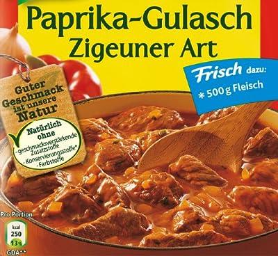 Knorr Fix für Paprika-Gulasch Zigeuner Art, 10er Pack (10 x 52 g) von Knorr bei Gewürze Shop