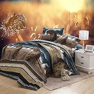 bbo 3d denim twill kaschmir nachahmung australien bettw sche eine vierk pfige familie 10. Black Bedroom Furniture Sets. Home Design Ideas