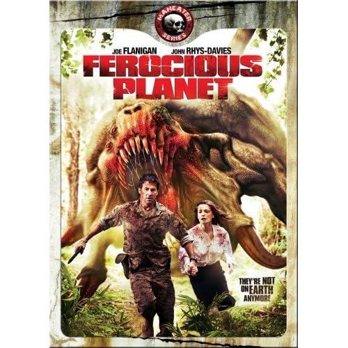 Ferocious Planet: Maneater Series movie