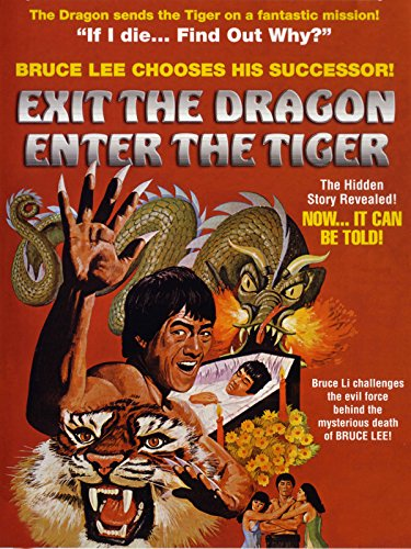 Exit The Dragon, Enter The Tiger on Amazon Prime Instant Video UK