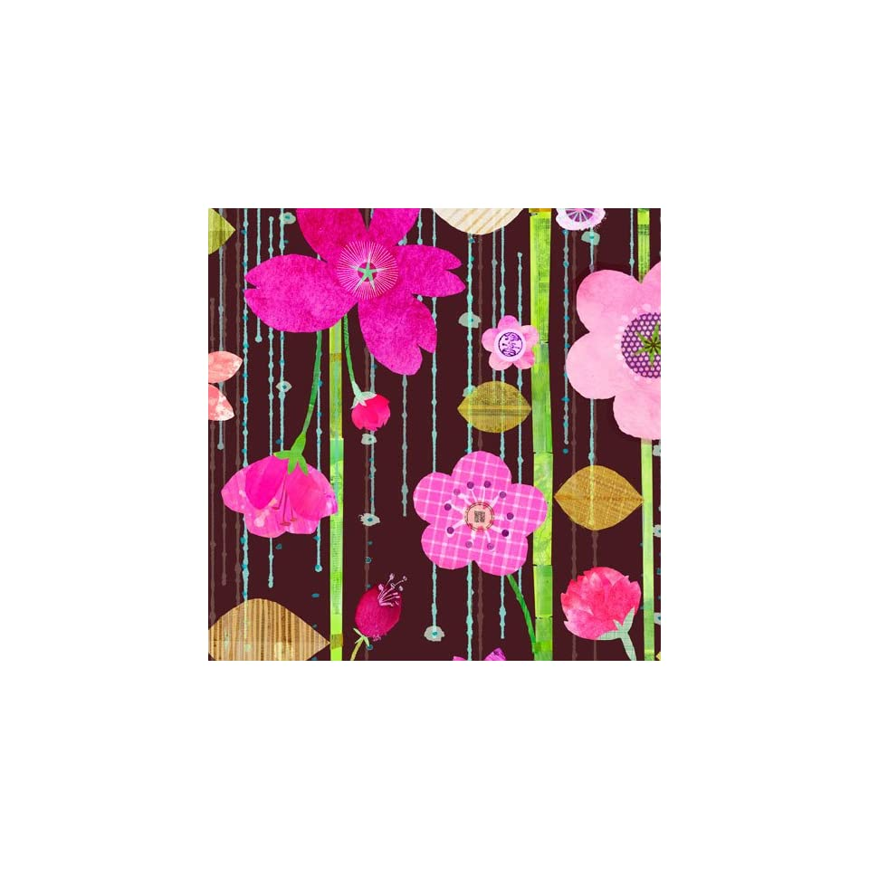 Cherry Blossom Garden Canvas Reproduction