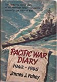 img - for Pacific War Diary 1942-1945 book / textbook / text book