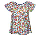 Girls 100% Cotton Summer Top
