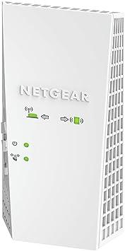 Netgear EX6400-100PES Répéteur Wi-Fi AC1900 Gigabit Blanc