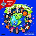 Orange Circle Studio 2014 Activity Wall Calendar, Around the World (51123)