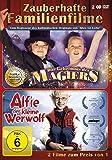 DVD Cover 'Zauberhafte Familienfilme - Alfie, der kleine Werwolf/Das Geheimnis des Magiers [2 DVDs]