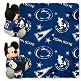 NCAA Penn State Nittany Lions 40x50-Inch Throw with 14-Inch Hugger