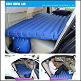 XElectron Car Inflatable Bed - Blue