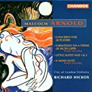 Malcolm Arnold : Orchesterwerke
