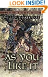 As You Like It (Dover Thrift Editions)