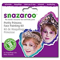Snazaroo - Face Paints - Pretty Princess Theme Pack