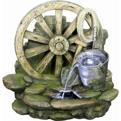 Wagon Wheel Decor