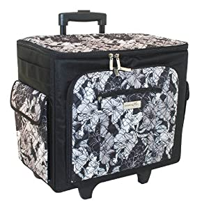 Everything Mary Sewing Machine Rolling Tote by Everything Mary