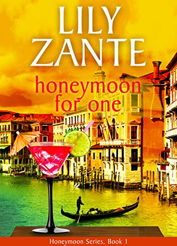 Book cover image for Honeymoon For One (Honeymoon Series Book 1)