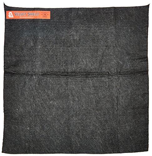Steiner-316-18X18-Velvet-Shield-16-oz-Black-Carbonized-Fiber-Welding-Blanket-18-x-18-Black