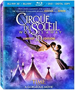 Cirque Du Soleil - Worlds Away (Three-Disc Combo: Blu-ray 3D / Blu-ray / DVD / Digital Copy) by Paramount