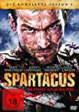 Spartacus: Blood and Sand - Die komplette Season 1 [5 DVDs]