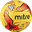 Mitre�Delta Hyperseam Professional Football�- White/Black/Yellow/Green, Size 5