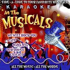 Karaoke at the Musicals