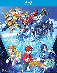 Gundam Build Fighters: Try - Complete Blu-ray Collection