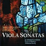 Flackton/Handel/Abel: Viola Sonatas