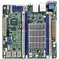 ASRock Intel Avoton C2750 2.4GHz/DDR3/SATA3/V&2GbE/Mini-ITX Motherboard and CPU Combo C2750D4I COLOR BOX from Asrock