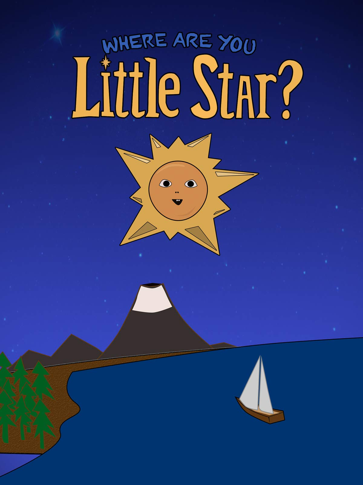 Where Are You LIttle Star?