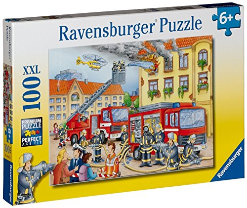 Ravensburger Fire Department - 100 Piece Puzzle
