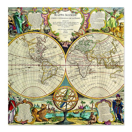 Maps Shower Curtains Shower Curtains Outlet