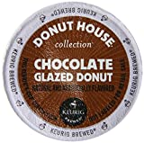 Donut House Collection Light Roast K-Cup for Keurig Brewers, Chocolate Glazed Donut Coffee (Pack of 96)