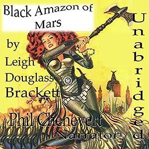 Black Amazon of Mars Audiobook