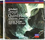 Piano Quintet Trout / 6 Moments Musicaux D 780