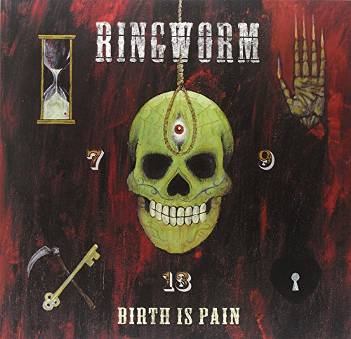Album Art for Birth Is Pain by RINGWORM
