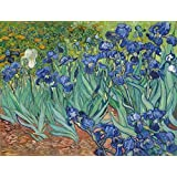 Wieco Art Canvas Print of Van Gogh Oil Paintings Modern Canvas Wall Art for Home Decorations
