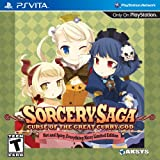 Sorcery Saga: Curse of the Great Curry God Limited Edition - PlayStation Vita Limited Edition Edition