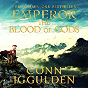 EMPEROR: The Blood of Gods, Book 5 (Unabridged) | [Conn Iggulden]