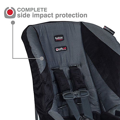 Britax Roundabout G4.1 Convertible Car Seat, Onyx - Reviews ...