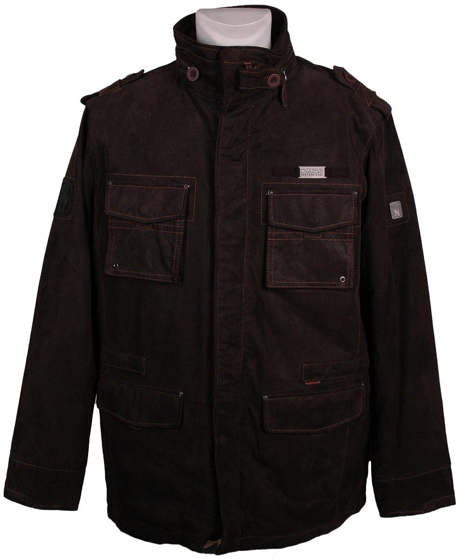 Northland Herren Leder-Jacke , Model: , Farbe: dunkel-braun, Größe: L/, --- NEU ---, UPE: 329 Euro